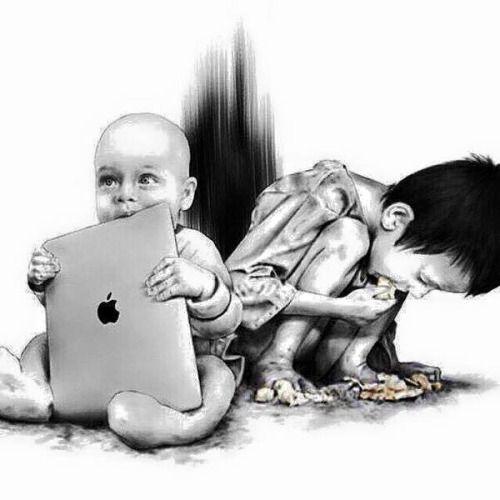 Tiralatele Ilustraciones que definen muy bien la sociedad en...- ¿Por qué tan serio? - Humor