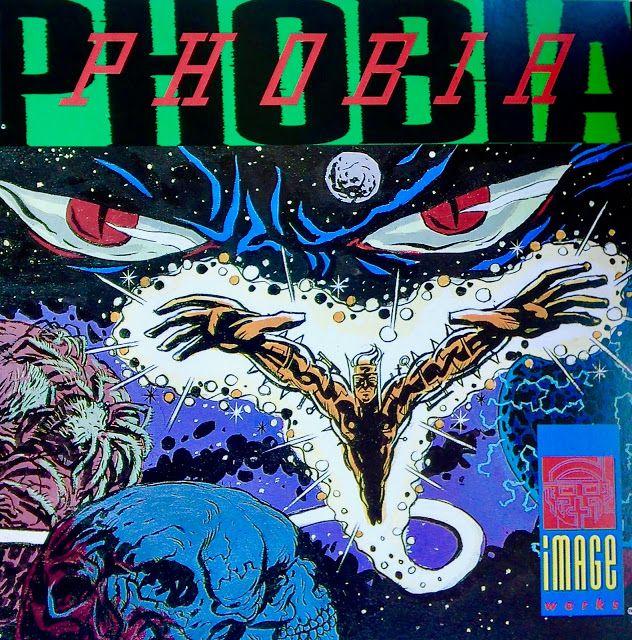 Atari ST games: Phobia