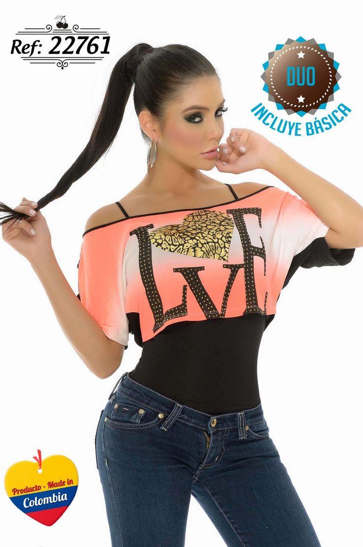 ,: Nuestra nueva colección de blusas colombiana