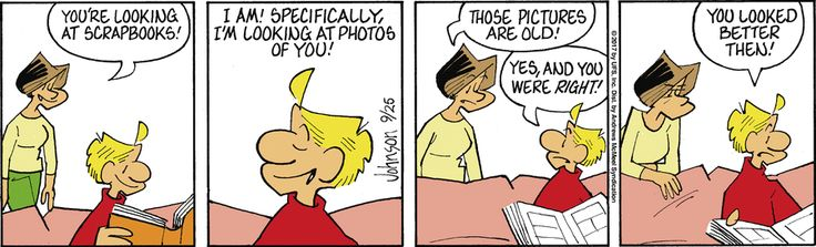 Arlo and Janis by Jimmy Johnson for Sep 25, 2017 | Read Comic Strips at GoComics.com