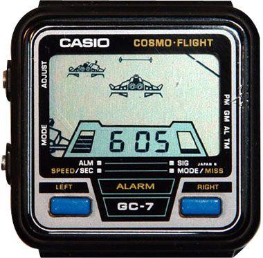 Casio-CosmoFlight