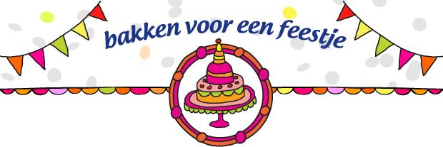 bakkenvooreenfeestje.nl leuke site boordevol feest/traktatie ideeën!