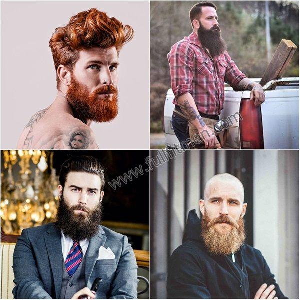 стили бороды для мужчин