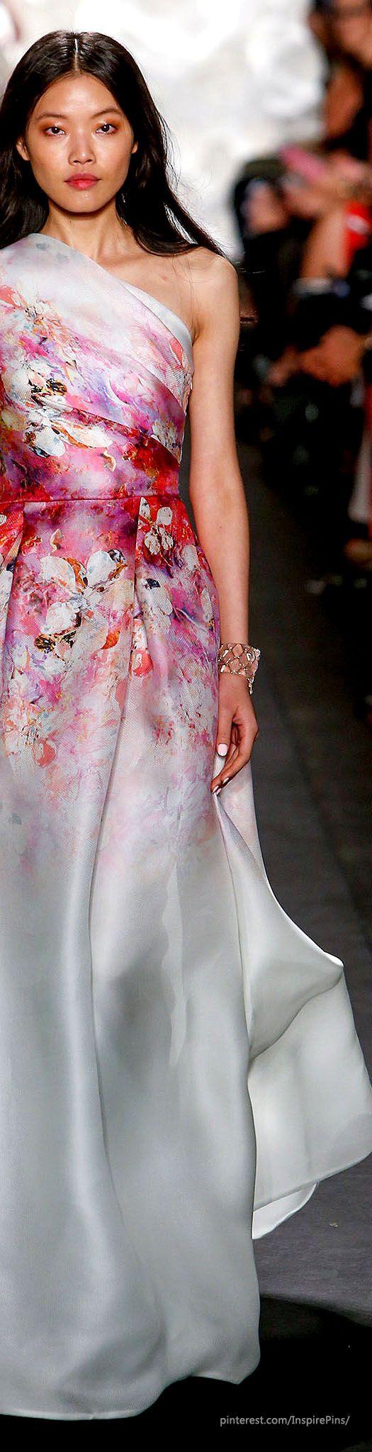 Naeem Khan Spring 2015 Ready-to-Wear