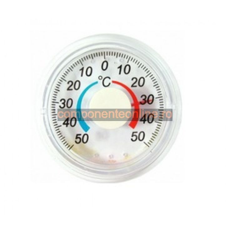 Termometru analogic, -50 - +50 grade - 110965