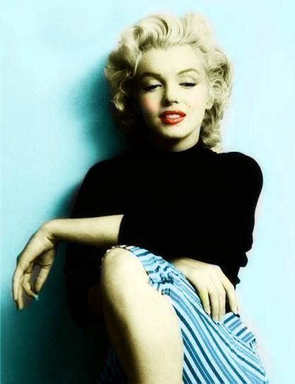 Perfection? Marilyn Monroe