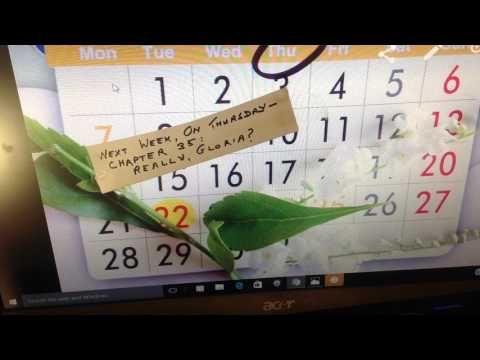 Next Week, On Thursday: Chapter 35 - Really, Gloria? - YouTube