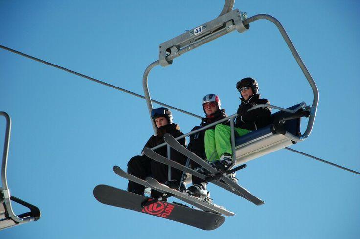 Ski / Sky