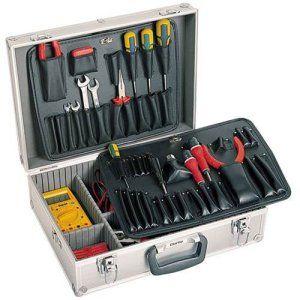 Clarke ATC40 Boîte à outils pour ingénieurs et électriciens