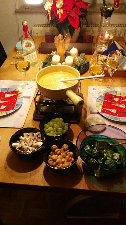 Schweizer Käsefondue (Rezept mit Bild) von winterwonne | Chefkoch.de