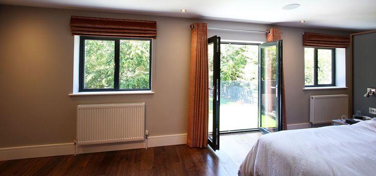 Modern Aluminium Windows | Barrington Park Gardens | IQ Glass