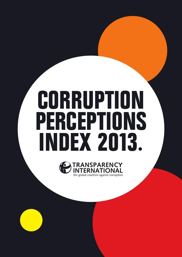 Transparency International Corruption Perception Indicator will give you a good overview of how corrupt a country is perceived. Not perfect though!