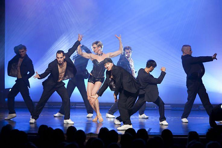 Eine große Stärke der Show - die Choreografien von Benjamin Pring
