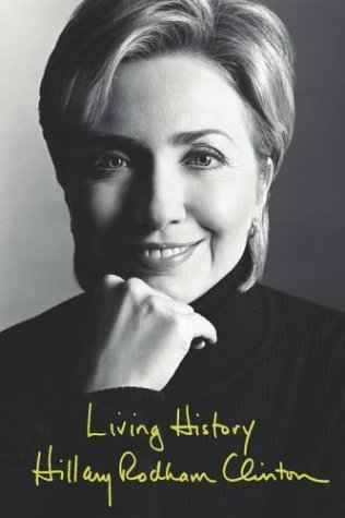 Reading this book about Hillary Clinton. Very inspiring to read about a person who has done so much in her life