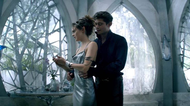 The Shannara Chronicles - Amberle Elessedil and Lorin