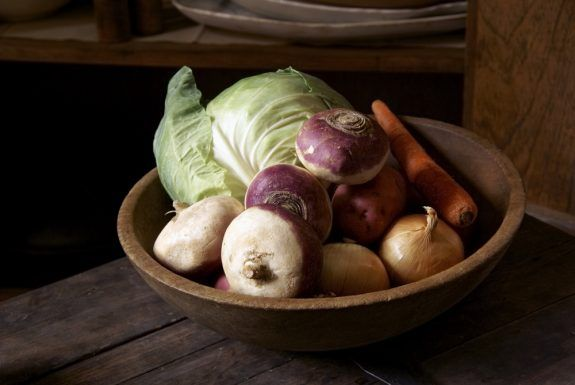 vegetarischer Kochkurs Berlin – frischer Gemüsekorb