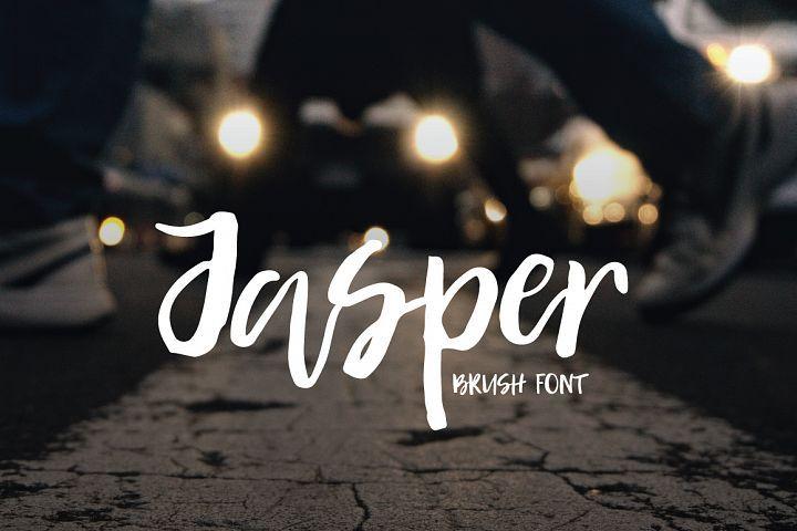 Jasper Brush Font 1001 Free Fonts Download Download 41740
