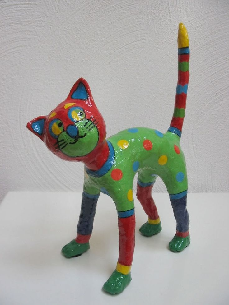 14 best art paper clay images on pinterest paper clay for Best paper for paper mache