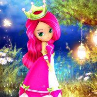 Princess Berry, my favorite.
