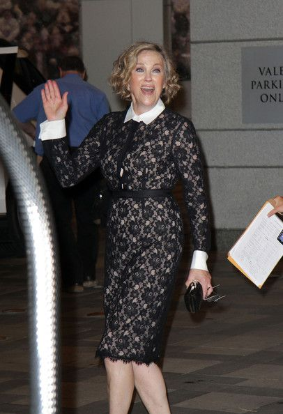 Catherine O'Hara Catherine O'Hara arrives at Trump hotel promoting 'The Right Kind of Wrong' at the Toronto Film Festival.