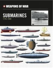 Submarines 1776–1940, Amber Books, features 150 of the most significant submarines from the first submersibles to the beginning of World War II. Each featured submarine is illustrated with an outstanding colour profile artwork and is accompanied by detailed specifications, giving powerplant, dimensions, maximum speed, range and armament.