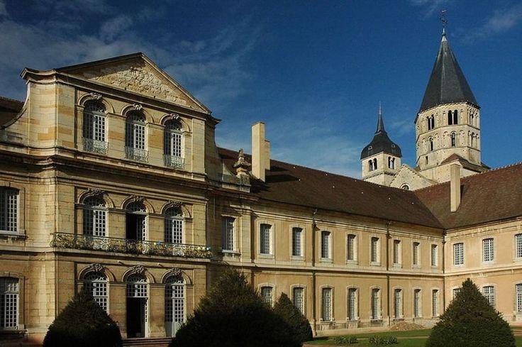 Abbazia di Cluny, Francia