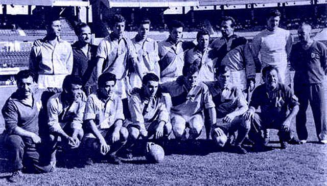Equipos de fútbol: ARSENAL DE SARANDÍ 1962