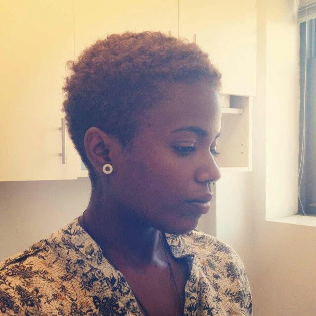 tina campbell hairstyles : THE BIG CHOP / NATURAL / HAIRCUT / HAIRSTYLE / HAIR Undercut ...