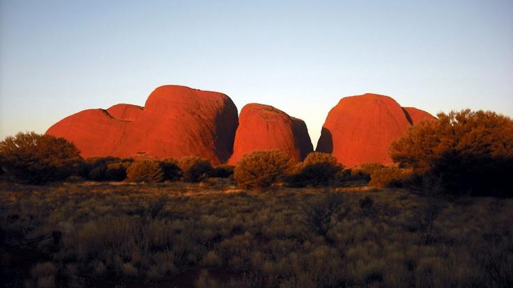 The Olgas, Uluru