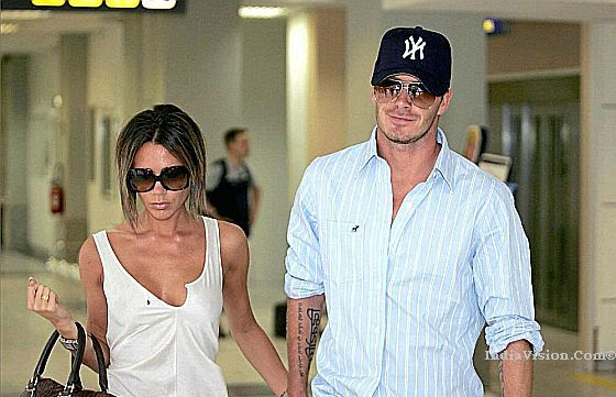 Celebrity couple David and Victoria Beckham named most fashionable family IndiaVision Latest Breaking News
