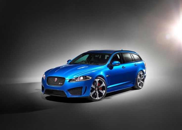 The New Design of Jaguar XFR-S Sportbrake