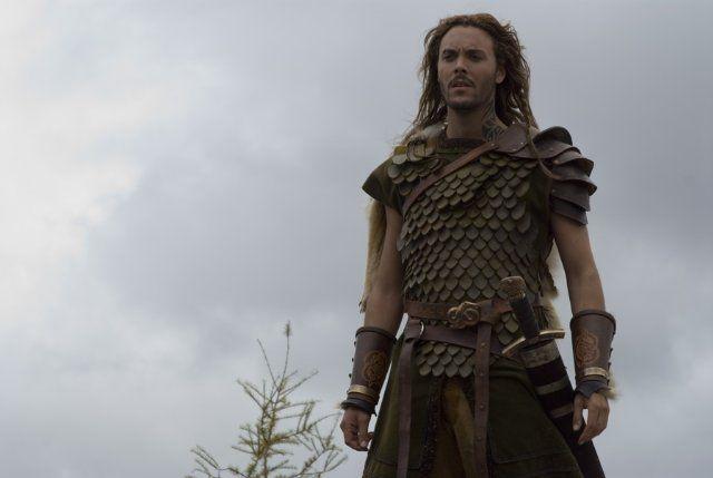 """Jack Huston in """"Outlander"""""""