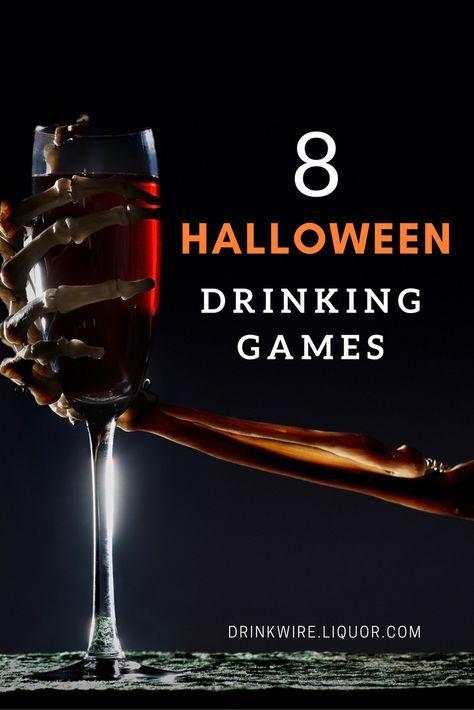 Best 25+ Halloween drinking games ideas on Pinterest | Adult ...