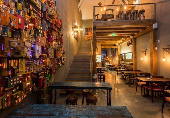 RESTAURANTE EL CLANDESTINO, Lisboa