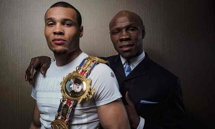 Chris Eubank Chris Eubank Jr