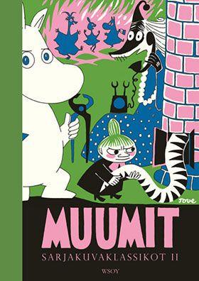 Muumit – Sarjakuvaklassikot II