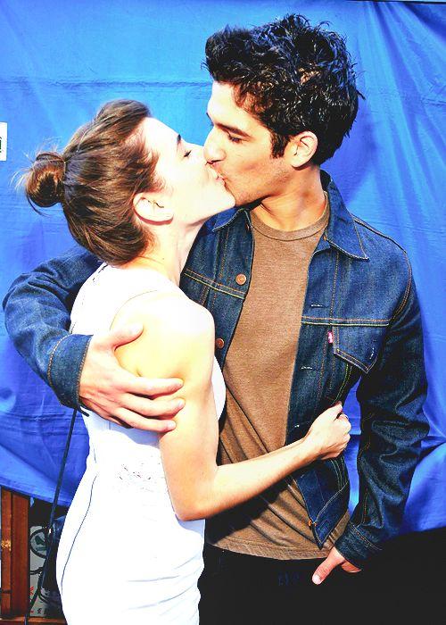 Seana Gorlick  Tyler Posey - Teen Choice Awards 2013