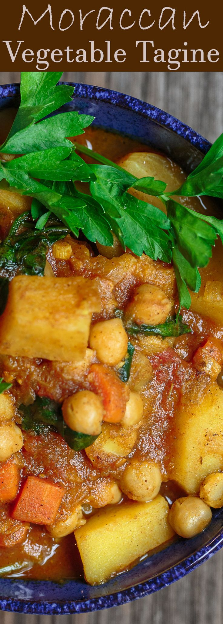 Moroccan Vegetable Tagine Recipe | The Mediterranean Dish. A simple and succulent vegetable stew, flavored Morrocan-style with warm spices, aromatics, and dried apricots. The best vegetable tagine or vegetable stew you'll have. See it on TheMediterraneanD http://eatdojo.com/easy-healthy-recipes-meals-breakfast-lunch-dinner/