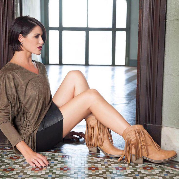 Divinas botas de Luna Chiara