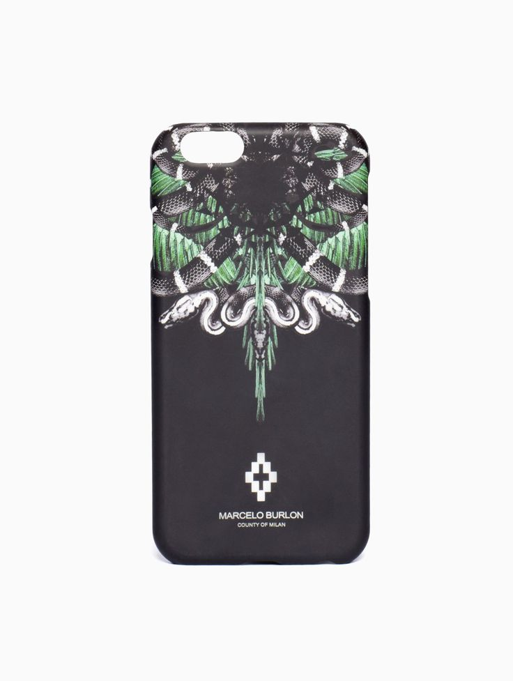 "iPhone 6 ""Moa"" case from S/S2016 Marcelo Burlon County of Milan"