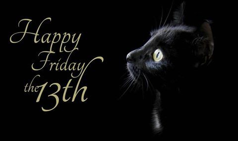 Friday the 13th: History, Origins, Myths and Superstitions of the Unlucky Day http://www.ibtimes.com/friday-13th-history-origins-myths-superstitions-unlucky-day-395108