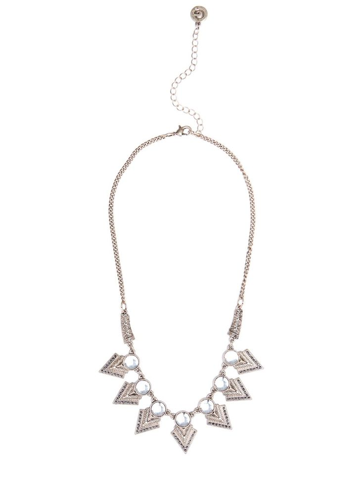 Statement necklace! Get 50% off on all sale items