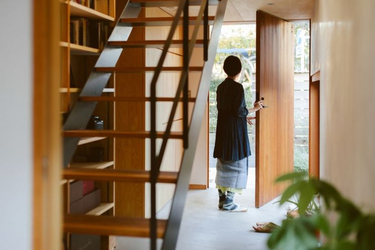 Tokyo // Mariko / Self-made modernist 01