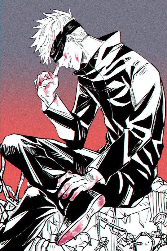 Satoru Gojo Jujutsu Kaisen in 2020 Jujutsu, Anime soul