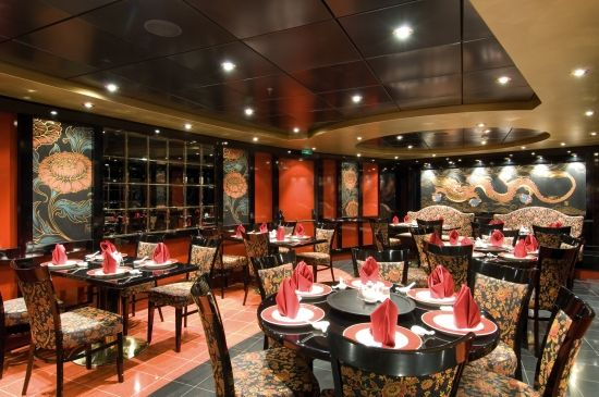 #MSCOrchestra #restoran Shangai