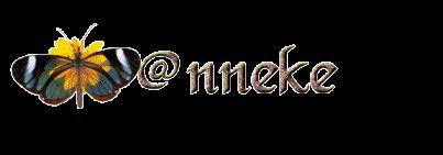Naamanimaties en naamplaatjes van Anneke