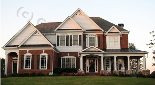 17 best images about craftsman house plans on pinterest for Traditional craftsman house plans