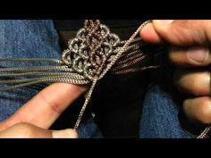 hola hoy les mostrare como hacer este hermoso collar en macrame este vido lo tenia hace mucho pero muchos aun no lo han hecho ais que hoy se los traigo y esp...