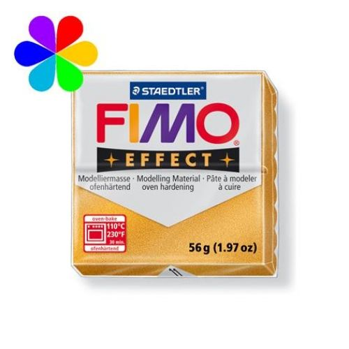 Fimo Effect - or métallique - n°11 - Loisirs Créatifs Pâte Fimo Effect