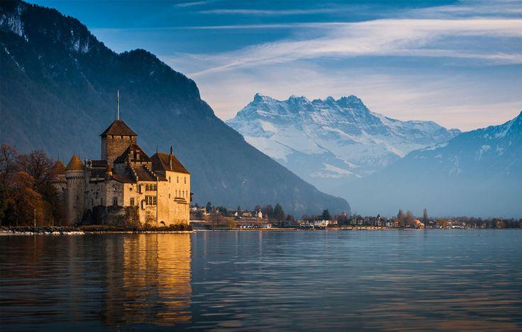 Best Castle Switzerland
